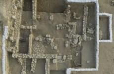 Phát hiện quần thể đền thờ niên đại 3.200 năm tại Israel