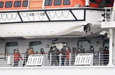 Thêm 79 người trên tàu Diamond Princess dương tính với COVID-19
