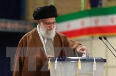 Bầu cử ở Iran: Các chính khách theo đường lối dân tộc chiếm ưu thế