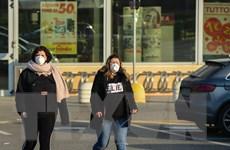 Số người nhiễm mới virus COVID-19 tại Italy tăng mạnh