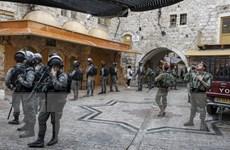 An ninh Israel tiêu diệt đối tượng tình nghi tấn công bằng dao