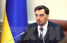 Thủ tướng Ukraine Oleksiy Honcharuk bác tin từ chức