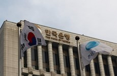 Hàn Quốc giữ nguyên lãi suất chủ chốt bất chấp dịch COVID-19