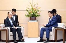 Nhật Bản và Trung Quốc cam kết hợp tác chống dịch COVID-19