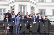 Kiểm toán Việt Nam tăng cường hợp tác với Cơ quan Hợp tác quốc tế Đức