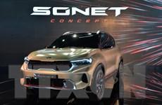 Xuất khẩu ôtô của Hàn Quốc giảm tháng thứ bảy liên tiếp