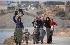 UNICEF kêu gọi bảo vệ trẻ em trong cuộc xung đột tại Syria