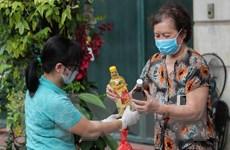 Ấm áp tình người giữa đại dịch viêm đường hô hấp cấp COVID-19