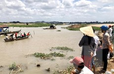 Hai học sinh tiểu học ở An Giang bị đuối nước thương tâm