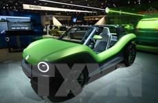 Doanh số bán ôtô tại thị trường EU giảm 7,4% trong tháng Hai