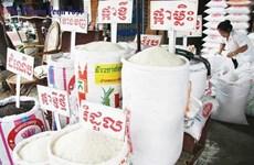 Ngành lúa gạo và dệt may của Campuchia đối phó với COVID-19