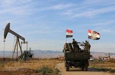 Nga sẽ chấp nhận đề xuất của Thổ Nhĩ Kỳ về chia sẻ dầu mỏ ở Syria?