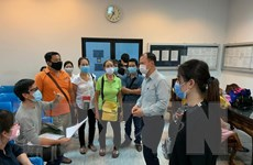 Đại sứ quán Việt Nam tại Thái Lan hỗ trợ công dân về nước