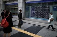 Chứng khoán châu Á tăng điểm trước gói kích thích kinh tế của Mỹ