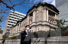 BoJ: Dịch COVID-19 có thể đẩy kinh tế Nhật Bản vào tình trạng trì trệ