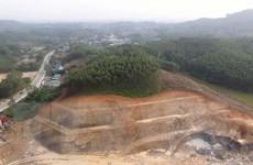 Lạng Sơn: Buông lỏng quản lý, khai thác đất đồi tràn lan ở Hữu Lũng