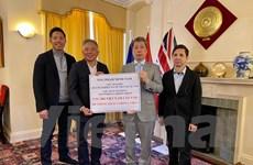 Doanh nhân Việt kiều Anh ủng hộ 1 tỷ đồng giúp Việt Nam chống COVID-19