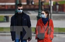 Lần đầu Nga ghi nhận thêm hơn 300 ca nhiễm SARS-CoV-2 trong ngày