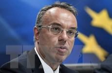 Hy Lạp tăng cường các biện pháp cứu trợ nền kinh tế do dịch COVID-19