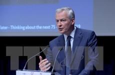 """""""Bóng ma"""" suy thoái đang rình rập nền kinh tế Pháp"""
