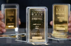 Giá vàng thế giới tăng vì đơn xin hưởng trợ cấp thất nghiệp ở Mỹ