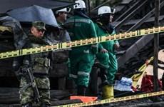 Nổ mỏ than tại Colombia khiến 15 người thương vong