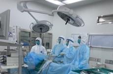 Huy động toàn lực điều trị cho bệnh nhân mắc COVID-19 nặng