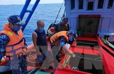 Phát hiện vận chuyển hơn 50.000 lít dầu D.O trái phép ở biển Tây Nam