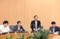 Dịch COVID-19: Hà Nội ngăn chặn nguy cơ lây nhiễm trong cộng đồng