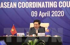 Trao đổi biện pháp phối hợp chung của ASEAN kiểm soát, ngăn chặn dịch