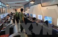 """Xử phạt cơ sở kinh doanh Internet lén lút cho 33 thanh niên """"cày game"""""""