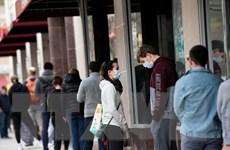 Lạm phát của Mỹ trong tháng Ba giảm mạnh nhất trong hơn 5 năm