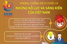 Phòng, chống dịch COVID-19: Những nỗ lực và sáng kiến của Việt Nam
