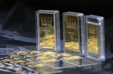 Giá vàng đứng ở mức cao nhất trong hơn 7 năm phiên thứ tư liên tiếp