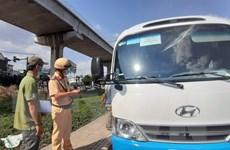 Dịch COVID-19: Đà Nẵng tiếp tục tạm dừng một số hoạt động vận tải