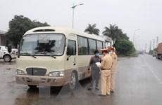 Dịch COVID-19: Yên Bái cho phép hoạt động vận tải hành khách trở lại