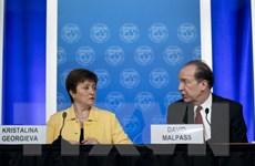 IMF và WB cam kết tăng chương trình hoãn trả nợ cho các nước nghèo
