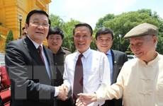 Hình ảnh chặng đường 70 năm thành lập Hội Nhà báo Việt Nam