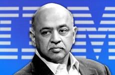 Doanh thu quý 1 giảm sút ảnh hưởng đến giá cổ phiếu của IBM