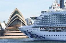 Australia điều tra cáo buộc du thuyền Ruby Princess làm lây lan dịch