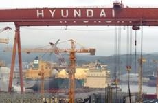 Ngành ôtô Hàn Quốc có tỷ lệ tạm đóng cửa nhà máy thấp nhất thế giới