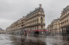 """Dịch COVID-19 khiến kinh tế Pháp rơi vào tình trạng """"bị gây mê"""""""