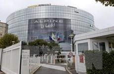 Doanh thu của hãng sản xuất ôtô Renault giảm 19,2% trong quý 1