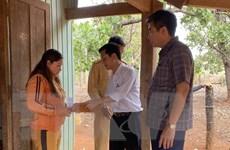 Thăm hỏi gia đình các nạn nhân trong 2 vụ tai nạn giao thông ở Gia Lai