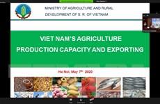 Khai phá thị trường Ấn Độ cho nông sản, thực phẩm chế biến Việt