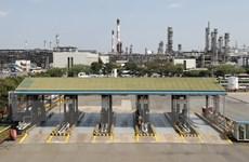 Giá dầu đã nới rộng đà giảm trên thị trường châu Á trong phiên 7/5