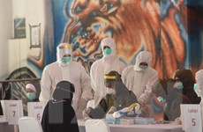 Indonesia, Iran và Bangladesh ghi nhận số ca mắc COVID-19 cao