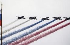Nga và nhiều nước Liên Xô cũ kỷ niệm long trọng Ngày chiến thắng