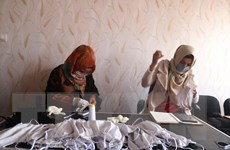 Biểu tình biến thành bạo lực ở Afghanistan khiến 26 người thương vong