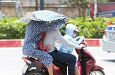 Nắng nóng ở Trung Bộ có khả năng kéo dài đến ngày 20-21/5